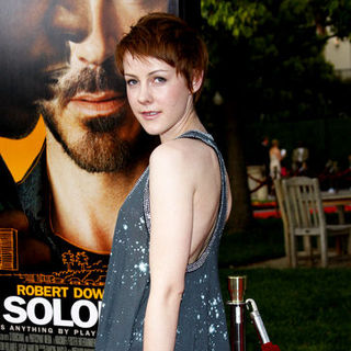 "Jena Malone in ""The Soloist"" Los Angeles Premiere - Arrivals - DGG-022066"