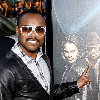 "apl.de.ap in ""X-Men Origins: Wolverine"" Los Angeles Premiere - Arrivals"