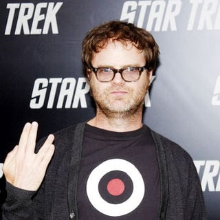 "Rainn Wilson in ""Star Trek"" Los Angeles Premiere - Arrivals"