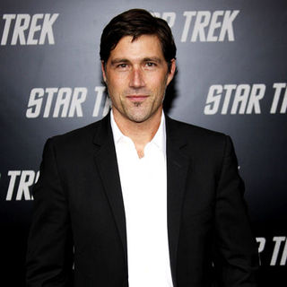 "Matthew Fox in ""Star Trek"" Los Angeles Premiere - Arrivals - DGG-022255"