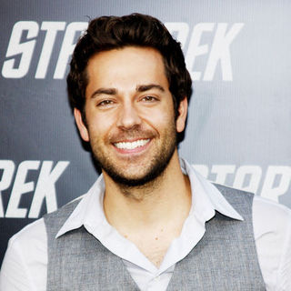 "Zachary Levi in ""Star Trek"" Los Angeles Premiere - Arrivals"