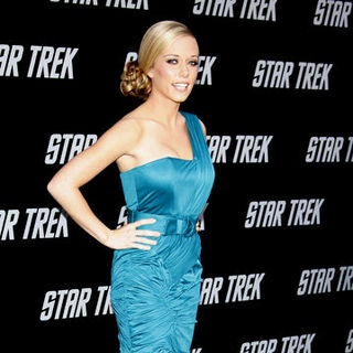 """Star Trek"" Los Angeles Premiere - Arrivals - DGG-022281"