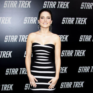 """Star Trek"" Los Angeles Premiere - Arrivals - DGG-022288"