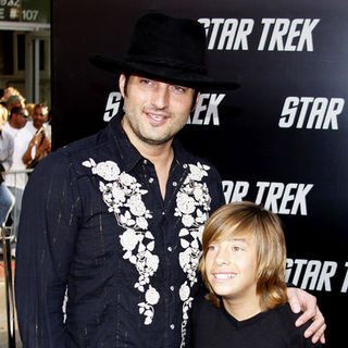"""Star Trek"" Los Angeles Premiere - Arrivals - DGG-022292"