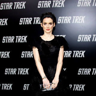"Winona Ryder in ""Star Trek"" Los Angeles Premiere - Arrivals"