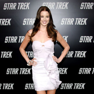 "Rachel Nichols in ""Star Trek"" Los Angeles Premiere - Arrivals"