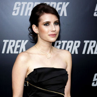 "Emma Roberts in ""Star Trek"" Los Angeles Premiere - Arrivals"