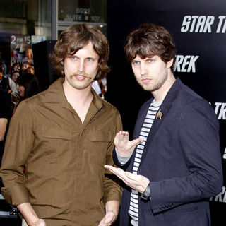"Jon Heder in ""Star Trek"" Los Angeles Premiere - Arrivals - DGG-022343"