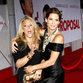 "Sandra Bullock in ""The Proposal"" Los Angeles Premiere - Arrivals"