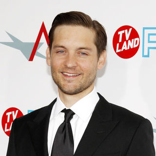 Tobey Maguire in 37th Annual AFI Lifetime Achievement Awards - Arrivals