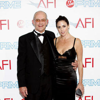 Christopher Lloyd, Mary Ann Contreras in 37th Annual AFI Lifetime Achievement Awards - Arrivals