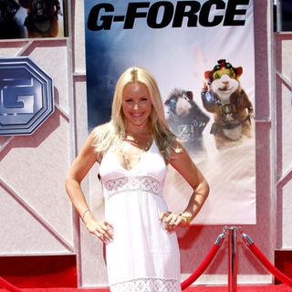 "Gena Lee Nolin in ""G-Force"" World Premiere - Arrivals"