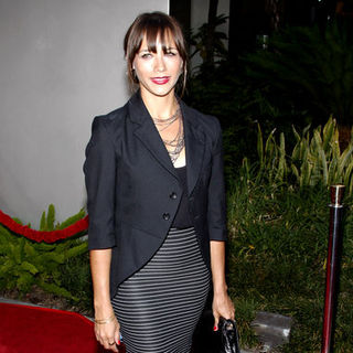 "Rashida Jones in ""Funny People"" Los Angeles Premiere - Arrivals"