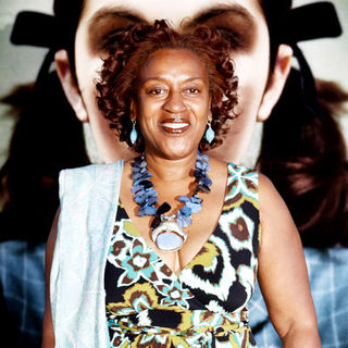 "CCH Pounder in ""Orphan"" Los Angeles Premiere - Arrivals"