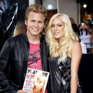 "Spencer Pratt, Heidi Montag in ""G.I. Joe: Rise of Cobra"" Los Angeles Premiere - Arrivals"