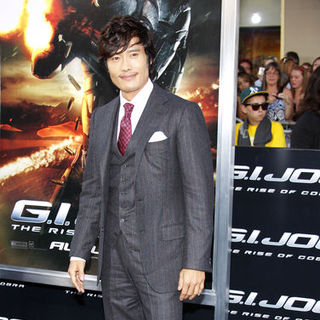 "Lee Byung-hun in ""G.I. Joe: Rise of Cobra"" Los Angeles Premiere - Arrivals"
