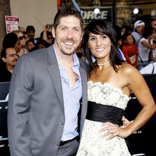 "Ray Park, Lisa Park in ""G.I. Joe: Rise of Cobra"" Los Angeles Premiere - Arrivals"