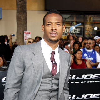 "Marlon Wayans in ""G.I. Joe: Rise of Cobra"" Los Angeles Premiere - Arrivals"