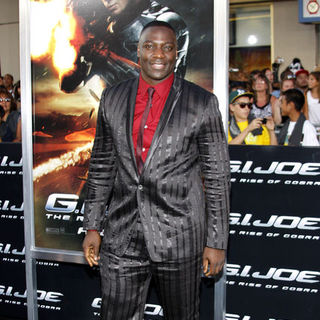 "Adewale Akinnuoye-Agbaje in ""G.I. Joe: Rise of Cobra"" Los Angeles Premiere - Arrivals"