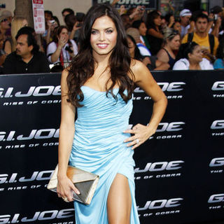 "Jenna Dewan in ""G.I. Joe: Rise of Cobra"" Los Angeles Premiere - Arrivals"