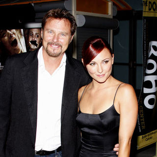 "Greg Evigan, Briana Evigan in ""Sorority Row"" Los Angeles Premiere - Arrivals"