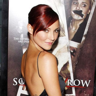 "Briana Evigan in ""Sorority Row"" Los Angeles Premiere - Arrivals"