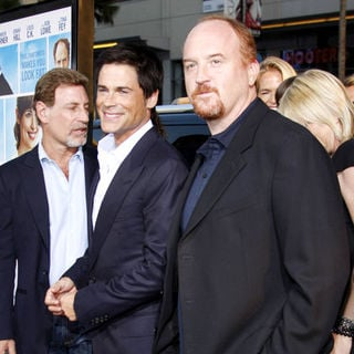 "Rob Lowe, Louis C.K. in ""The Invention of Lying"" Los Angeles Premiere - Arrivals"