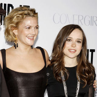 "Drew Barrymore, Ellen Page in ""Whip It!"" Los Angeles Premiere - Arrivals"