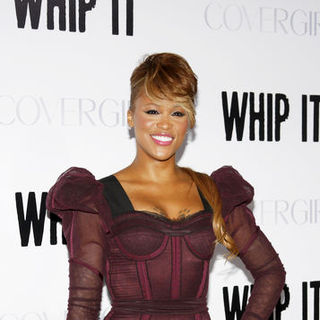 "Eve in ""Whip It!"" Los Angeles Premiere - Arrivals - DGG-023207"