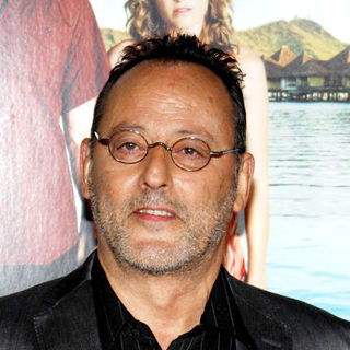 "Jean Reno in ""Couples Retreat"" Los Angeles Premiere - Arrivals - DGG-023316"