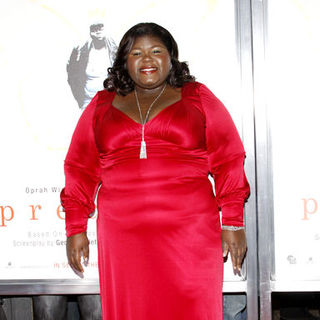 "Gabourey Sidibe in ""Precious"" Los Angeles Premiere - Arrivals"