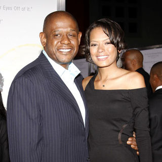 "Forest Whitaker, Keisha Nash in ""Precious"" Los Angeles Premiere - Arrivals"