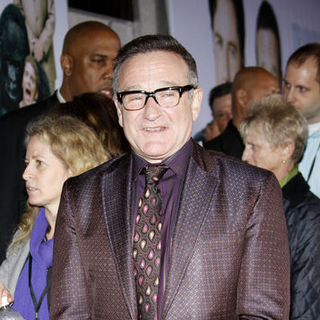 "Robin Williams in ""Old Dogs"" Los Angeles Premiere - Arrivals - DGG-023587"
