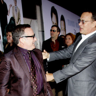 "Robin Williams, Tom Hanks in ""Old Dogs"" Los Angeles Premiere - Arrivals"