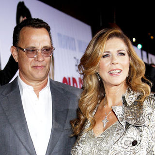 "Tom Hanks, Rita Wilson in ""Old Dogs"" Los Angeles Premiere - Arrivals"