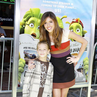 "Kayla Ewell in ""Planet 51"" Los Angeles Premiere - Arrivals"