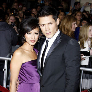 "Alex Meraz in ""The Twilight Saga's New Moon"" Los Angeles Premiere- Arrivals"