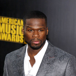 50 Cent in 2009 American Music Awards - Arrivals
