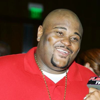 Ruben Studdard in 2004 BET Awards Media Day Radio Room