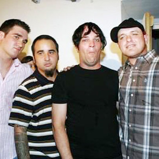 New Found Glory in MTV VMA 2004 Vote Or Die Pre-Party - DKD-001666