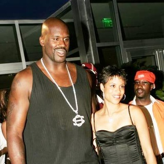 Shaquille O'Neal in MTV VMA 2004 Usher Post Party
