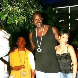 Shaquille O'Neal in MTV VMA 2004 Usher Post Party - DKD-001969
