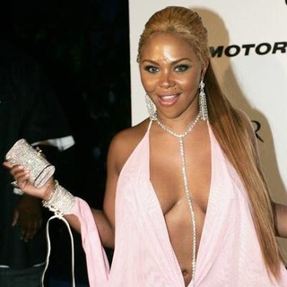 Lil' Kim in MTV VMA 2004 Usher Post Party