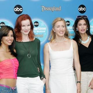 Eva Longoria, Marcia Cross, Felicity Huffman, Teri Hatcher in ABC's 3rd Annual Primetime Preview Weekend