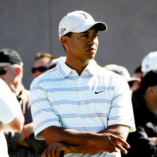 Tiger Woods in 2007 Buick Open