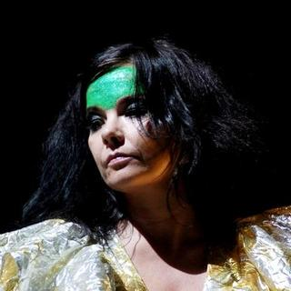 Bjork in Virgin Festival Toronto Island Park Sept. 8,2007