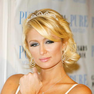 Paris Hilton - Paris Hilton Celebrates a Burlesque Birthday with the Las Vegas Pussycat Dolls at Pure Nightclub