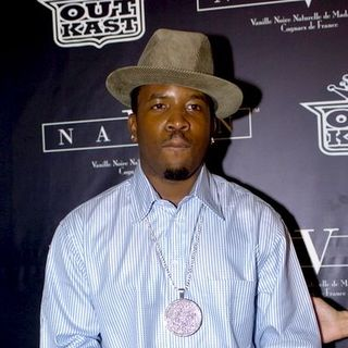Big Boi, OutKast in MTV VMA 2004 Outkast Post Party
