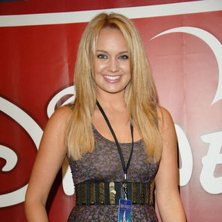 "Tiffany Thornton in Disney ""D23 Expo"" - Day 3"