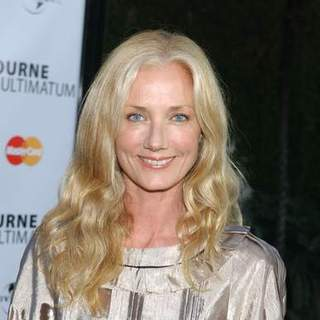 Joely Richardson in The Bourne Ultimatum Los Angeles Premiere